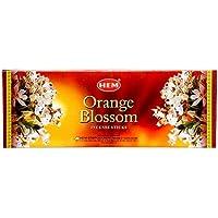 Räucherstäbchen HEM Orange Blossom -Indisch- 20 Stk. preisvergleich bei billige-tabletten.eu