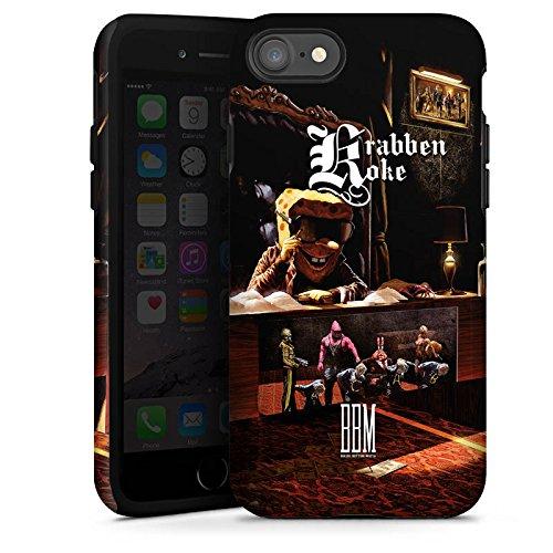 Apple iPhone 6s Hülle Case Handyhülle Spongebozz Krabbenkoke Fanartikel Merchandise Tough Case glänzend
