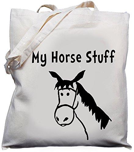cute-horse-stuff-design-natural-cream-100-cotton-shoulder-bag
