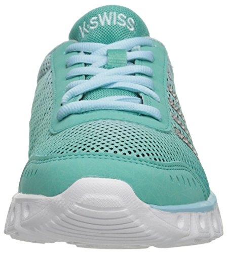 K-Swiss Damen X Lite Athletic CMF Outdoor Fitnessschuhe Turquoise (Turquoise/Clearwater 465)