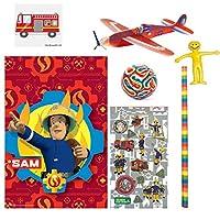 Fireman Sam Pre Filled Party Bag
