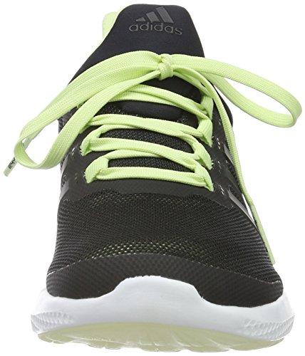 adidas CC Sonic W, Chaussures de Running Entrainement Femme, Violet Noir (Core Black/Core Black/Halo)