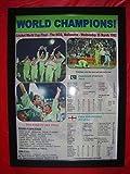 Lilywhite Multimedia Pakistan 1992Icc Cricket World Cup Winners–Kunstdruck, gerahmt