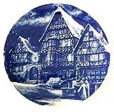 POR-070 Teller Wandteller Sammelteller - 19.5 cm Ø - Royal Bavaria - Miltenberg 1976