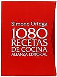 1080 Recetas (Estuche + Agenda) (Libros Singulares (Ls))