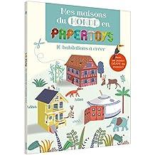 Papertoys - Les maisons du monde