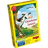 Lieselotte: Lieselotte lauert (Haba): Lieselotte: Mitbringspiel 1 (Haba). ....ein ku(h)rioses Würfelspiel