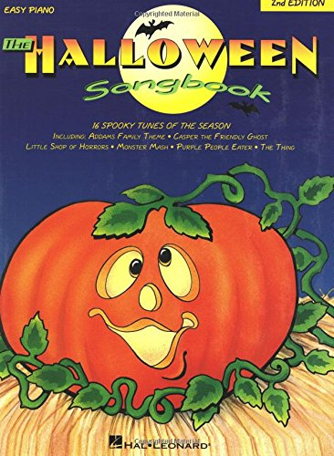 The Halloween Songbook (Easy Piano)