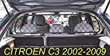Trennnetz Trenngitter Hundenetz Hundegitter RDA65-XS für CITROEN C3 bis 2009
