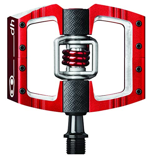 Crankbrothers Mallet DH Pedal red 2018 Pedale -