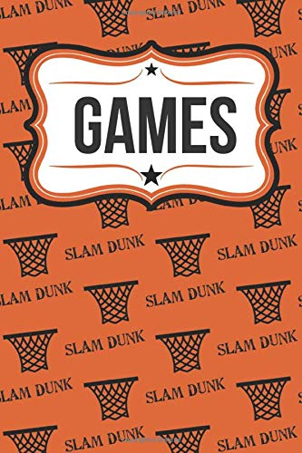 Favorite Games Activity Book for Basketball Fans: Fun Distractions for Kids and Families