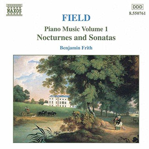 Piano Music Vol 1 - Nocturnes and Sonatas