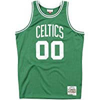 5ea8bc118 Mitchell   Ness Robert Parish  00 Boston Celtics 1985-86 Swingman NBA Jersey  Green