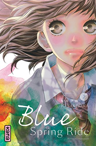 Blue spring ride Vol.7 par SAKISAKA Io