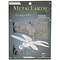 Fascinations-Metal-Earth-MMS064-502708-Dragonfly-Libelle-Konstruktionsspielzeug-1-Metallplatine-ab-14-Jahren Fascinations Metal Earth MMS064 – 502708 Dragonfly (Libelle), Konstruktionsspielzeug, 1 Metallplatine, ab 14 Jahren -