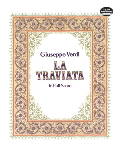 La Traviata in Full Score (Dover Vocal Scores)
