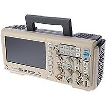 "KKmoon GA1102CAL Professionale Oscilloscopio Memoria Digitale 2CH 100MHz 1GSa / s 7 ""TFT"