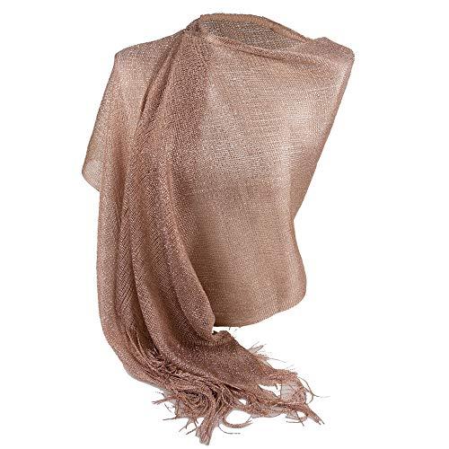 acquisto economico d3dbd ca768 Stola oro rosa elegante | Grandi Sconti | Stole