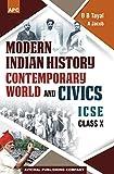 Modern Indian History, Contemporary World & Civics Class- X