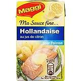 Maggi meine feine holländische Sauce 250ml - ( Einzelpreis ) - Maggi ma sauce fine hollandaise 250 ml