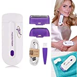 Mobhada Finishing Touch Rechargable Hair Remover Shaver For Women
