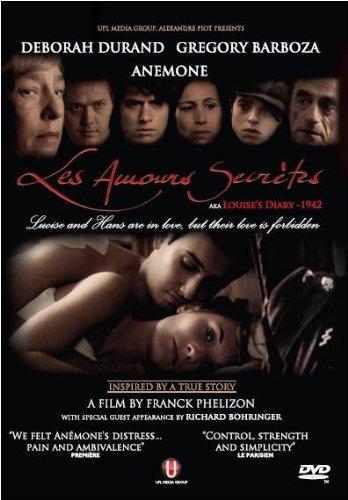 Bild von Les Amours Secretes (Louise's Diary 1942) [DVD] by Anemone