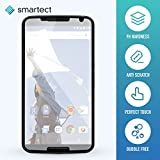 SmarTect® Google Nexus 6 Protector Cristal Templado   Premium Protector de Pantalla   Gorilla glass con grado de dureza 9H   Lámina blindada - cristal protector de calidad contra rasguños