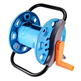 Best Hose Holder - HOKIPO'Portable Garden Hand Crank Hose Reel Review