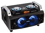 Ibiza Light & Sound SPLBOX120 Soundsystem mit Bluetooth, SD, USB und LED Effektbeleuchtung