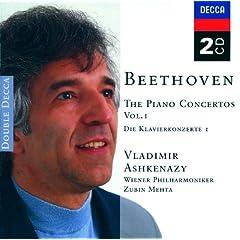 Beethoven: Piano Concerto No.1 in C major, Op.15 - 1. Allegro con brio