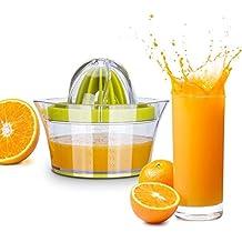 Manuelle Presse Citron Pressoir Fruit Orange Agrumes Vert Acier  Clip