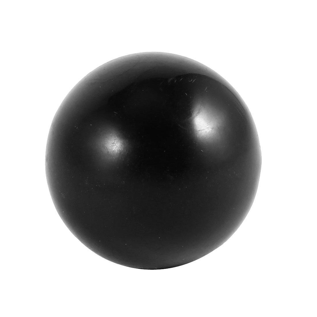 sourcingmap® intrecciato pomello plastica macchina operazione maniglia sfera 40mm Dia 10mm foro