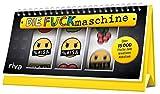 Die FUCKmaschine: Über 15000 Flüche zum kreativen Abkotzen