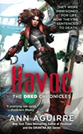 Havoc (The Dred Chronicles Book 2) (English Edition)