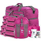 Lightweight Family Travel Set-Pink Packing Cube