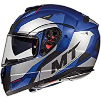 Casco Mt Atom Transced E7 Azul (L)