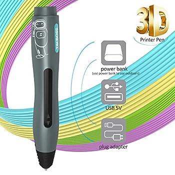 3d Printing Pen (Grey) 10