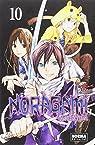 Noragami 10 par Adachitoka