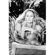 "Vintage photo of Actress Ursula Andress in the filming of ""Manimal"" §"