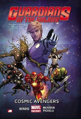 GUARDIANS OF GALAXY 01 COSMIC AVENGERS (Guardians of the Galaxy)
