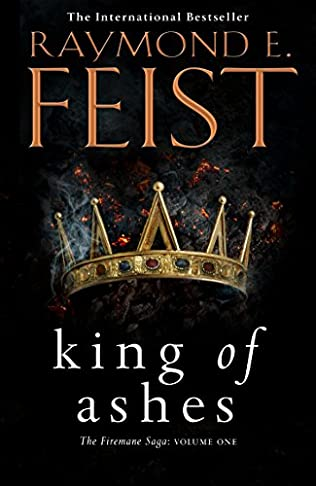 book cover of King of Ashes