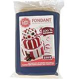 CAKE MART Fondant, Dunkelblau, 250 g