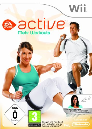Electronic Arts GmbH EA SPORTS Active: Mehr Workouts