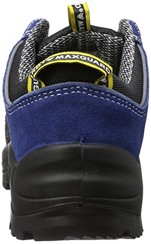 Maxguard Carl C380, Chaussures de Sécurité Mixte Adulte Bleu