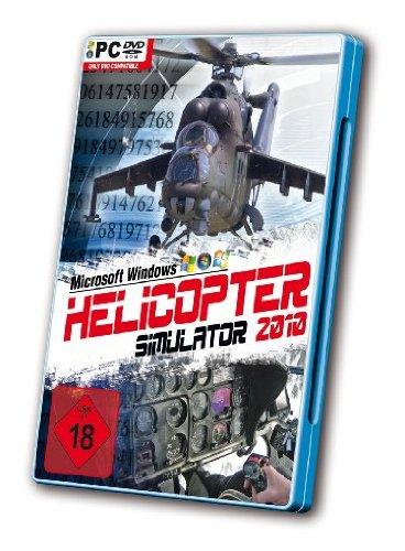 Helicopter Simulator 2010 [Importación Alemana]