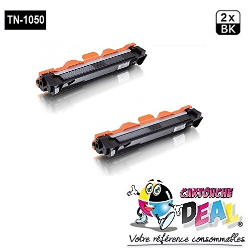PerfectPrint   2 Cartucho toner compatible TN1050