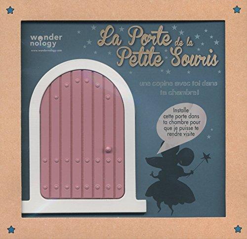 Léo, Chloé et la porte de la petite souris (rose)