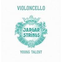 CUERDA VIOLONCELLO - Jargar (Young Talent) (Cromo) 1ª Medium Cello 3/4 (La) A (Una Unidad)
