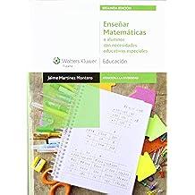 Enseñar matemáticas a alumnos con necesidades educativas especiales (Atención a la diversidad)