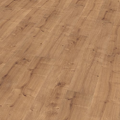 Eiche Laminat (ELESGO S-Klick Laminat Glattkante ( NKL 31 ) Eiche Orient + Wood Texture 1299 x 190 x 7 x mm)